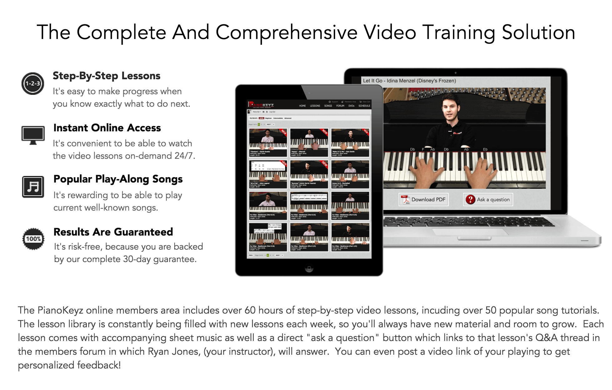 PianoKeyz - Learn to Play Piano with Online Piano Lessons